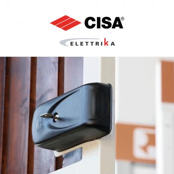 ELETTRIKA Cisa serratura elettrica per cancelli e portoni