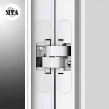Porta per interni filo raso muro reversibile MYA Royal Pat