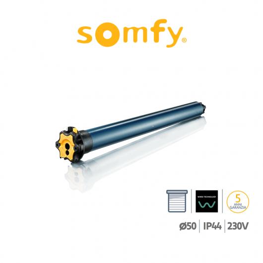 LT50 HIPRO WT Somfy motore per tapparelle e tende da sole