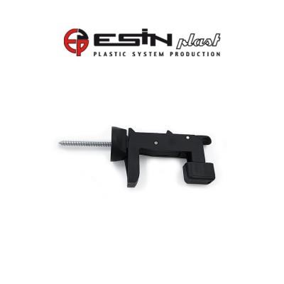 Fermo imposta automatico Esinplast Grillo Eco Nero art. 099990004001