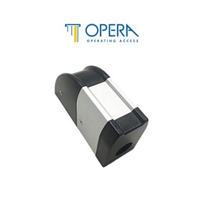 02291 Opera contropiastra da applicare per montaggio orizzontale e verticale
