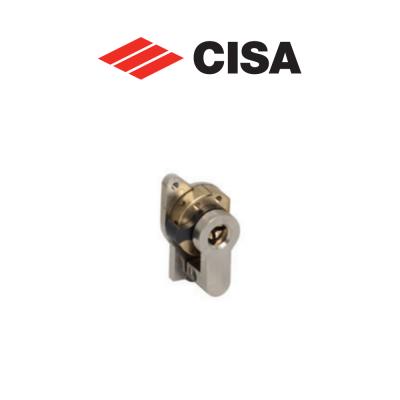 Cilindro con chiave a spillo lunga Cisa art. 0240010