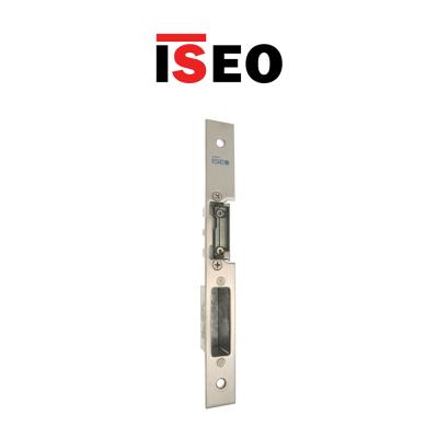 Contropiastra chiusa per serratura centrale Iseo DIN sx art. 033230