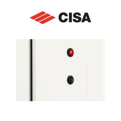 Ricambio LED luminoso rosso per Cisa Multitop Matic art. 0712601
