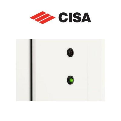 Ricambio LED luminoso verde per Cisa Multitop Matic art. 0712602