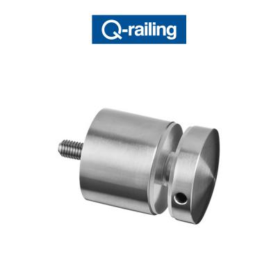 MOD 0747 Q-Railing adattatore per vetro Easy Glass