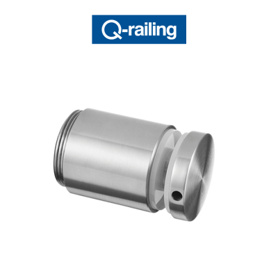 MOD 0749 Q-Railing adattatore per vetro Easy Glass