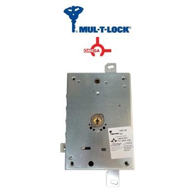 Serratura per porte blindate Mul-T-Lock Omega Plus Serie M art. LOMPA10328MB