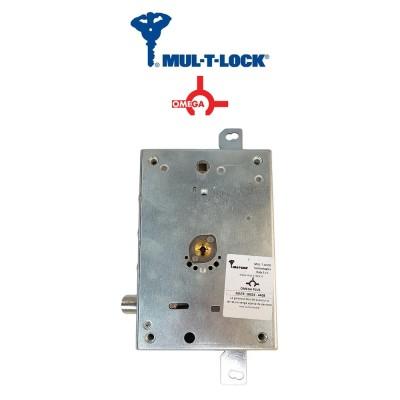 Serratura per porte blindate Mul-T-Lock Omega Plus Serie M art. LOMPA10337MB