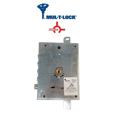 Serratura per porte blindate Mul-T-Lock Omega Plus Serie D art. LODPA10528MB