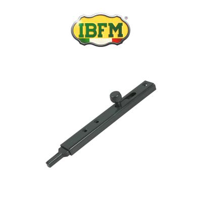 Catenaccio profilato da avvitare con punta rotonda Ibfm 200 mm art. 11/A