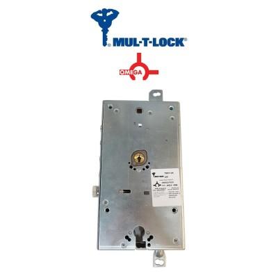 Serratura per porte blindate Mul-T-Lock Omega Plus Serie M art. LOMPA20328MB
