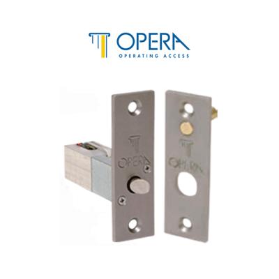 Opera 2091 elettropistone con scrocco serie Quadra Micro