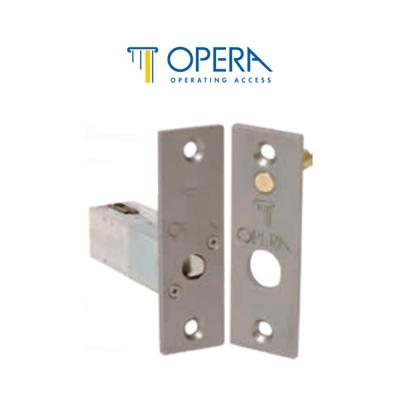 Opera 2091A elettropistone con scrocco serie Quadra Micro