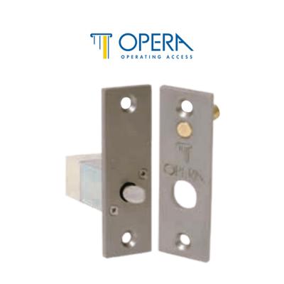 Opera 2091XS elettropistone a dimensione ridotta con scrocco serie Quadra Micro