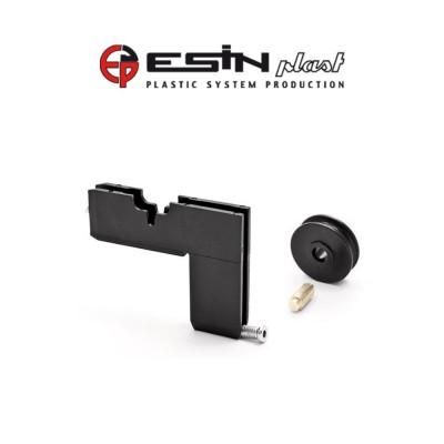 Squadretta polivalente con rotella Esinplast art. 099992160001