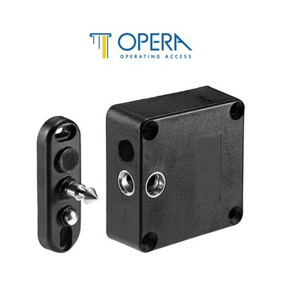 22800M Opera elettroblocco motorizzato chiuso senza corrente serie Arca