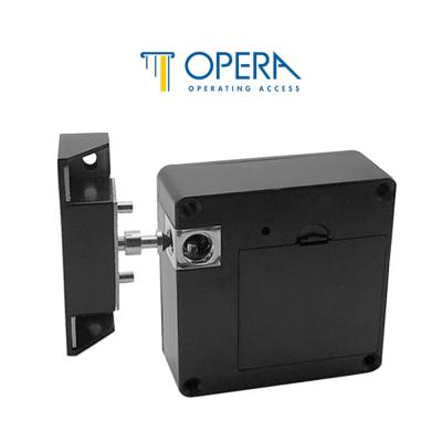 22800MBR Opera elettroblocco RFID a batteria chiuso senza corrente serie Arca