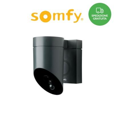 Telecamera da esterno Somfy Outdoor Grigia art. 2401563