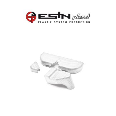 Kit copertura per chiusura Esinplast Bianco art. 099992965004