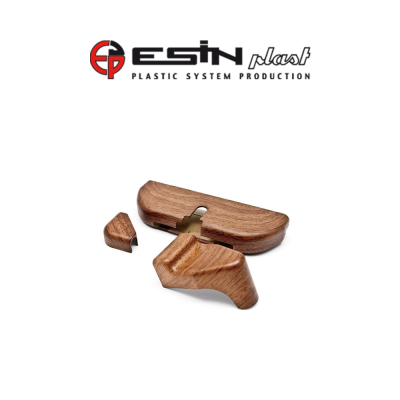 Kit copertura per chiusura Esinplast Marrone art. 099992965025