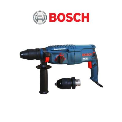 Martello perforatore Bosch con doppio mandrino art. GBH 2600