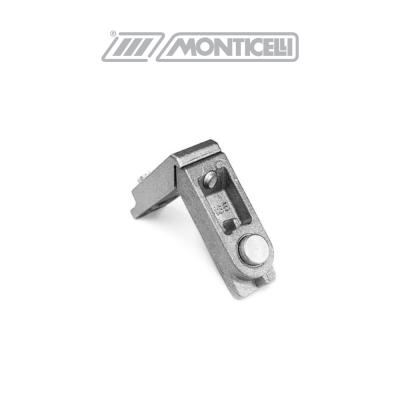 4185.9 MONTEBIANCO Monticelli squadretta di giunzione angolare in alluminio pressofuso