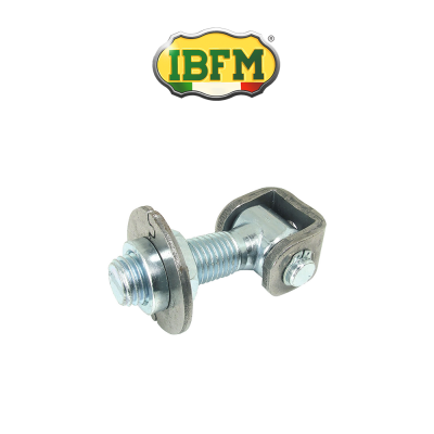 Cardine regolabile per cancelli a battente con ranella e dado Ibfm M 20 art. 425/R
