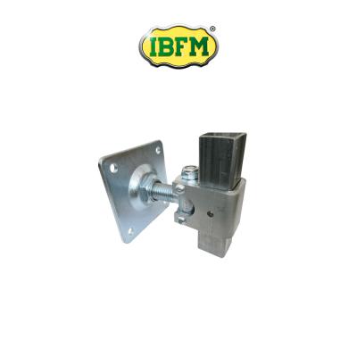 428/TMP Ibfm cardine modulare brevettato con piastra da avvitare per cancelli a battente