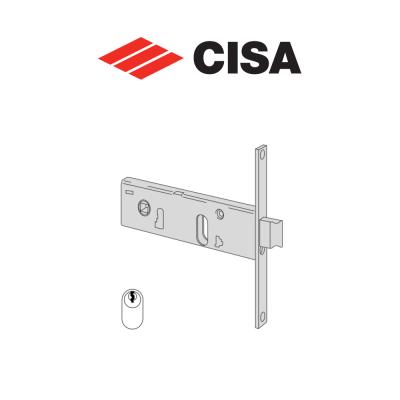 Serratura meccanica a cilindro Cisa entrata 90 art. 4415190