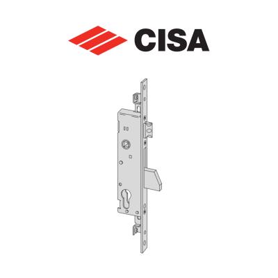 Serratura meccanica a catenaccio basculante Cisa entrata 30 art. 4622530