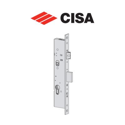 Serratura meccanica a cilindro Cisa Multitop Pro entrata 25 art. 4922525