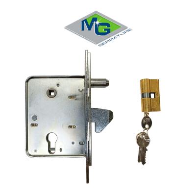 566580 MG serratura per cancelli scorrevoli