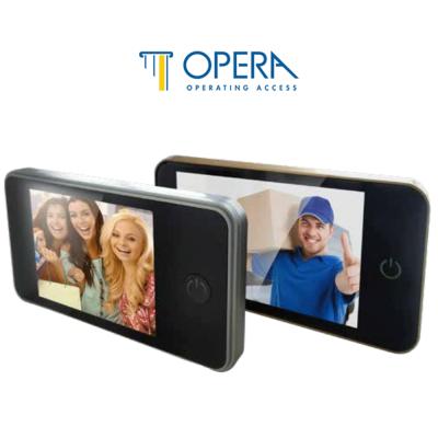 "57701 Opera spioncino digitale con display 4"""