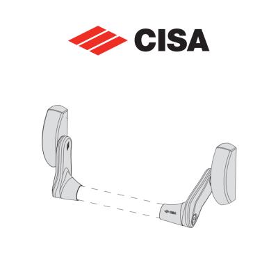 Maniglione per serrature antipanico Cisa Fast Push art. 5960710