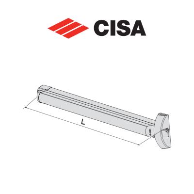 Maniglione antipanico centrale Cisa Fast Touch art. 5980110