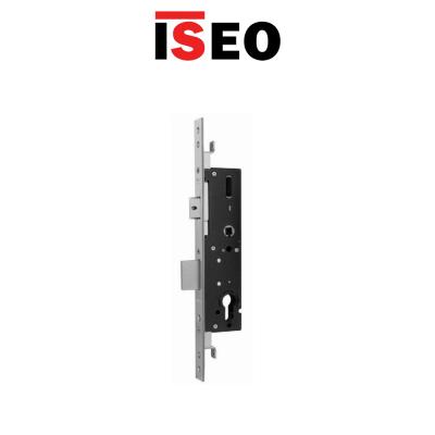 Serratura meccanica Iseo Performa entrata 40 frontale piatto art. 7275144028