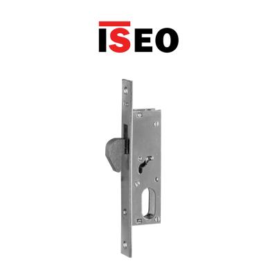 Serratura meccanica Iseo entrata 20 frontale piatto art. 768201