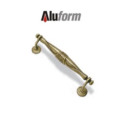 A 309 Aluform maniglione ottone classico per porte
