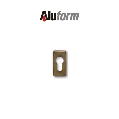 A 379 Aluform bocchetta ottone classico per porte