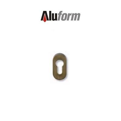 A 380 Aluform bocchetta ottone classico per porte