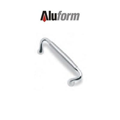Maniglione cromo satinato Aluform art. A506