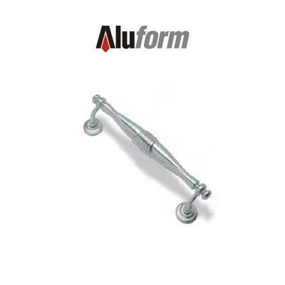 Maniglione cromo satinato Aluform art. A509