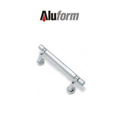 Maniglione cromo satinato Aluform art. A515