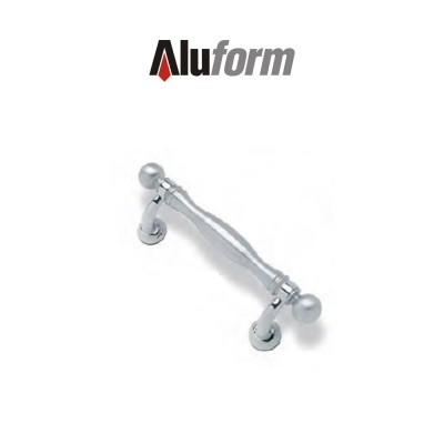 Maniglione cromo satinato Aluform art. A570