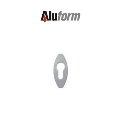 A 678 Aluform bocchetta acciaio inox per porte