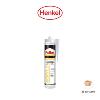 Silicone sigillante poliacrilico Henkel PATTEX ACRIL ONE