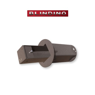 Blindino cassetta di sicurezza Ø 110 mm art. 0/110