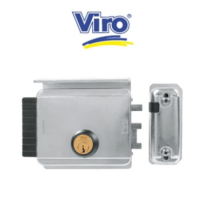 Serratura elettrica Viro Block-Out entrata 50-80 Destra art. 8997.794.1