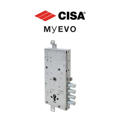 MYEVO Cisa serratura motorizzata a chiusura automatica per porte blindate